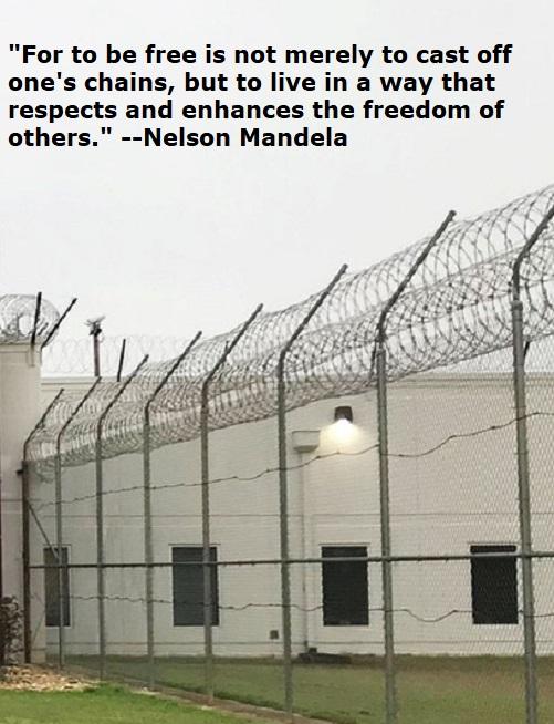God Desires My Freedom